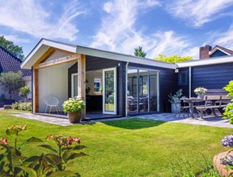 medium 'tiny' house